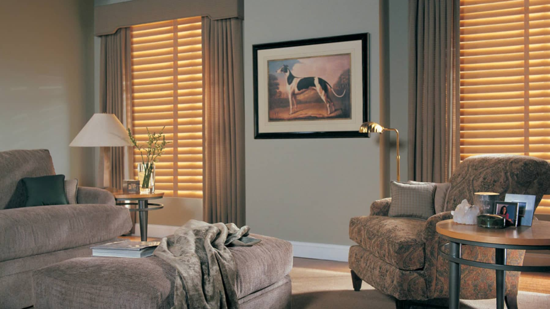 The Curtain Project | Vertical Blinds